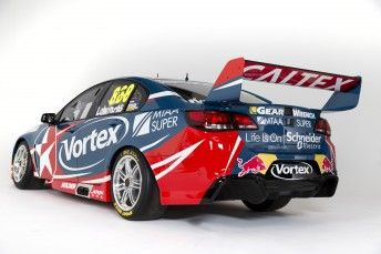 Craig Lowndes 2016 Holden Commodore