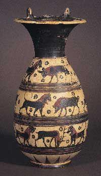 starozytna grecja   Notes małego historyka sztuki: starożytna grecja - okres archaiczny