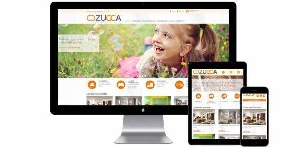 """L'ecommerce Zucca permette all'utente di """"configurare"""" il proprio mobile attraverso una scelta """"real-time"""" di colori e accessori, in modo da permettere di vedere il risultato finale in anteprima e garantire la massima personalizzazione e soddisfazione. www.zuccamobili.com"""