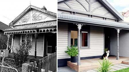 from run-down to ready for sale: a house flipped in 9 months