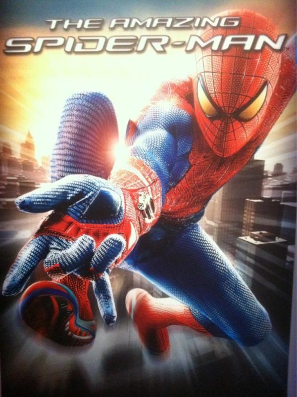 Twitter / NerdistNews: The Amazing Spider-Man