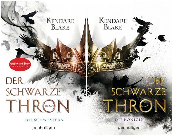 Kendare Blake - Der Schwarze Thron (Band 1 und 2)
