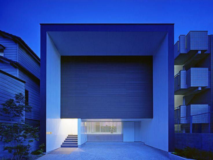 Leibal: Akiyo Housing by Matsuyama Architect and Associates #minimal #design #architecture