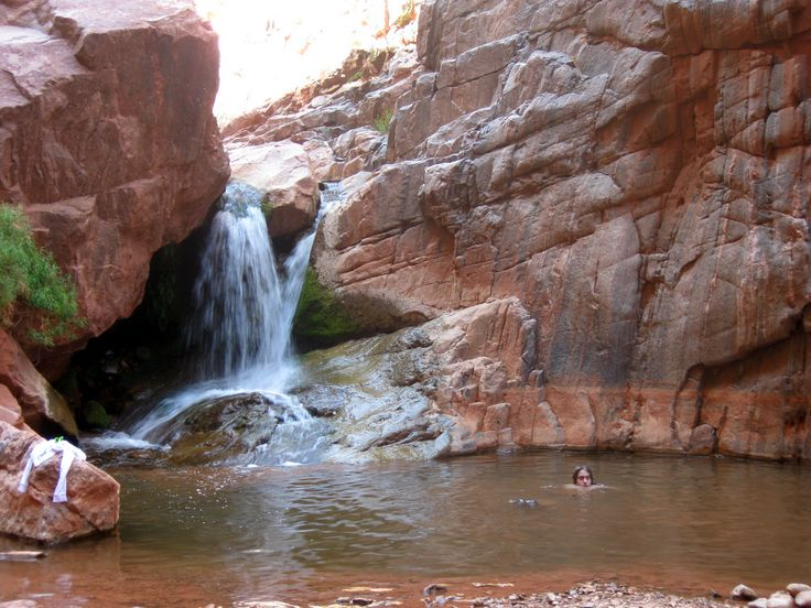 4 Secret Swimming Holes Near Flagstaff