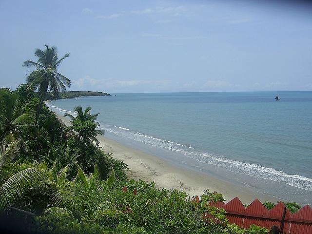 Un dia soleado.... Puerto Cabezas Nicaragua