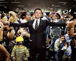 The wolf of Wall Street (2013) Enjoy Leonardo DiCaprio in one of his most beloved movies. The film is inspired by the riotious life of Jordan Belfort. Directed by Martin Scorsese.