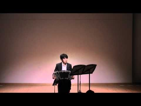 (58) Toccata and Fuga  d-minor BWV565 (J・S・Bach) Keiichiro Shozu/Bandoneon - YouTube