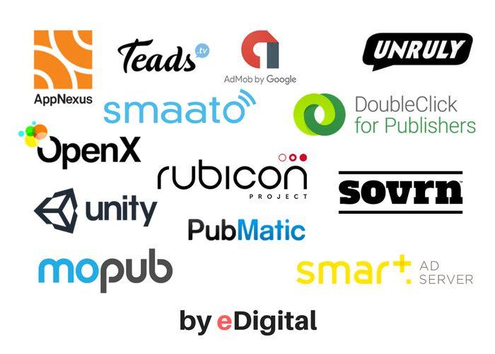 BEST SUPPLY SIDE PLATFORMS display advertising monetisation publishers eDigital agency