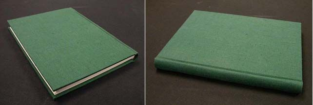 Incredibly thorough, well-explained, step-by-step tutorial for making a proper Casebound book by Garry Harrison