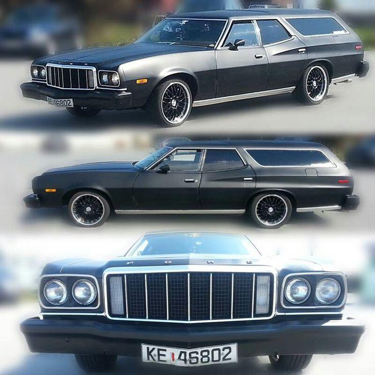 76, Ford Gran Torino ❤