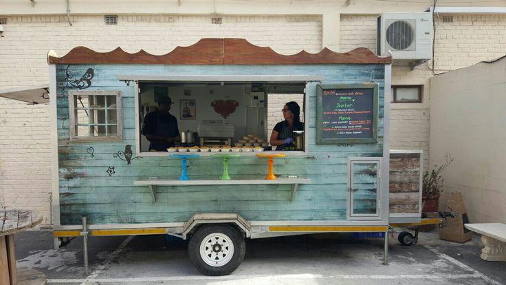 Mon Ami food truck