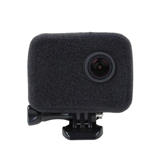 Go Pro Camera WindSlayer Foam Windscreen fit for xiaomi yi gopro Hero 4 3 3+ action camera accessories black Windshield