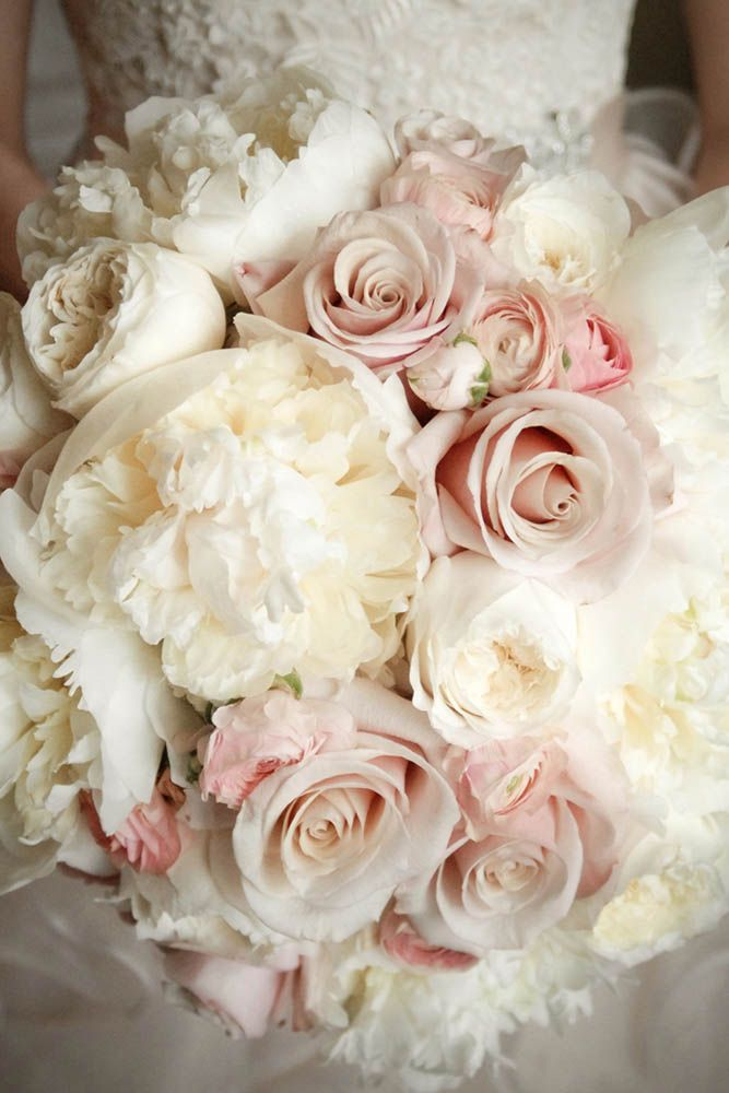21 Wedding Bouquet Ideas And Inspiration And#8211; Peonies, Dahlias, Lilies and Hydrangea ❤ See more: http://www.weddingforward.com/wedding-bouquet-ideas-inspiration/