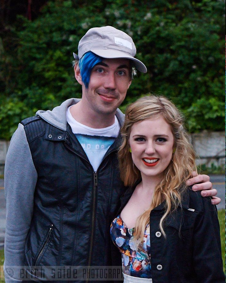 Convince Me video shoot with Josh Ramsay (Marianas Trench)