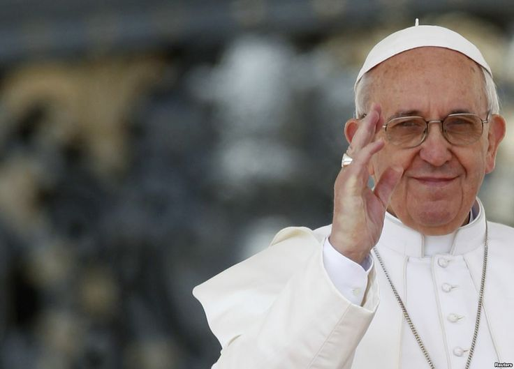 """We must be """"Custodians of Creation"""" --Pope Francis. """"Creation is a gift, it is a wonderful gift that God has given us, so that we care for it and we use it for the benefit of all, always with great respect and gratitude…"""""""