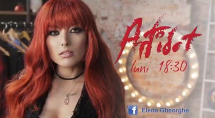 VIDEO Elena Gheorghe a gasit Antidot(ul) pentru o cariera de succes