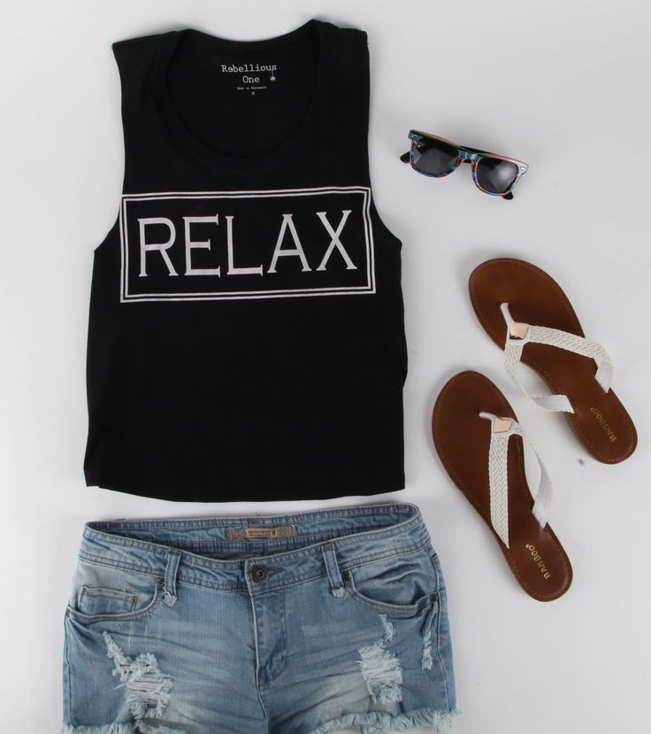 RELAX - Teen Fashion - follow @Christina Spencer Fashion