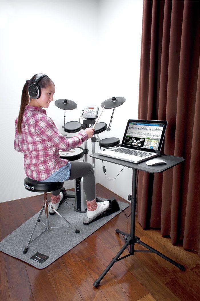 Roland HD-3 Digital Drums
