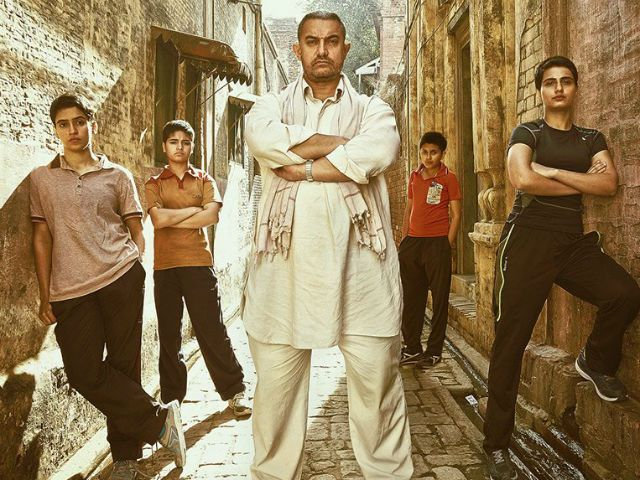 Aamir Khan's Dangal 'Very Demanding' Of Its Debutantes, Unlike QSQT #aamir #dangal #demanding #debutantes #unlike