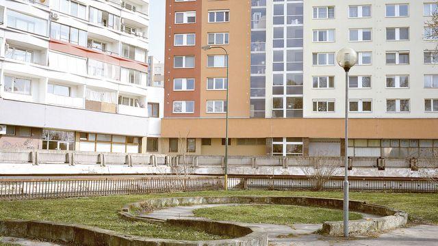 Námestie Hraničiarov, Petržalka