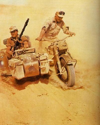 BMW Afrika korps