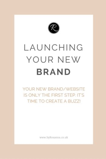How to launch your new brand and create a buzz!