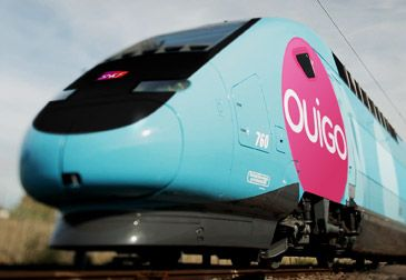 Ouigo is a planned French low-cost train service between Marne-la-Vallée (near Paris) and Montpellier and Marseille. Ouigo is a subsidiary of the French national rail company SNCF, but it is independently run from its parent company.