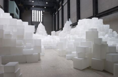 Rachel Whiteread EMBANKMENT