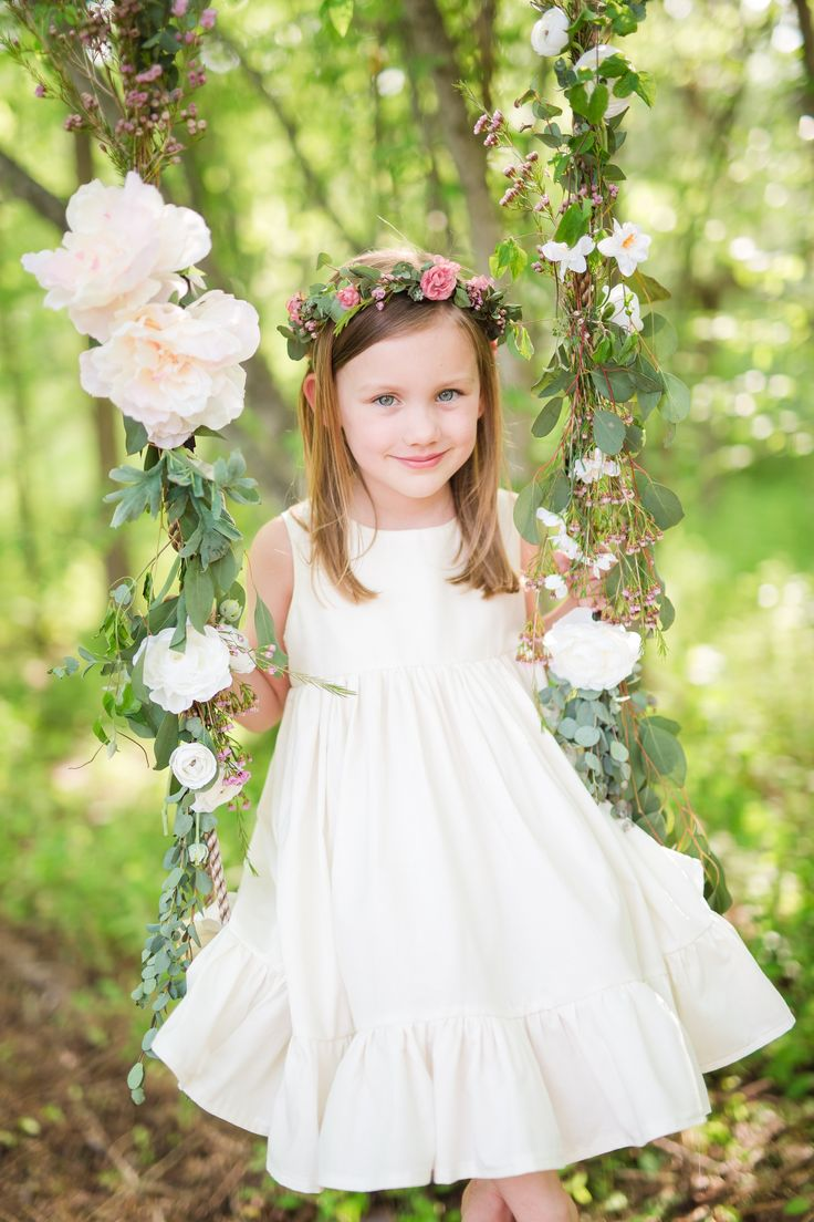 29 best Flower Girl Dresses images on Pinterest | Boho flower girl ...