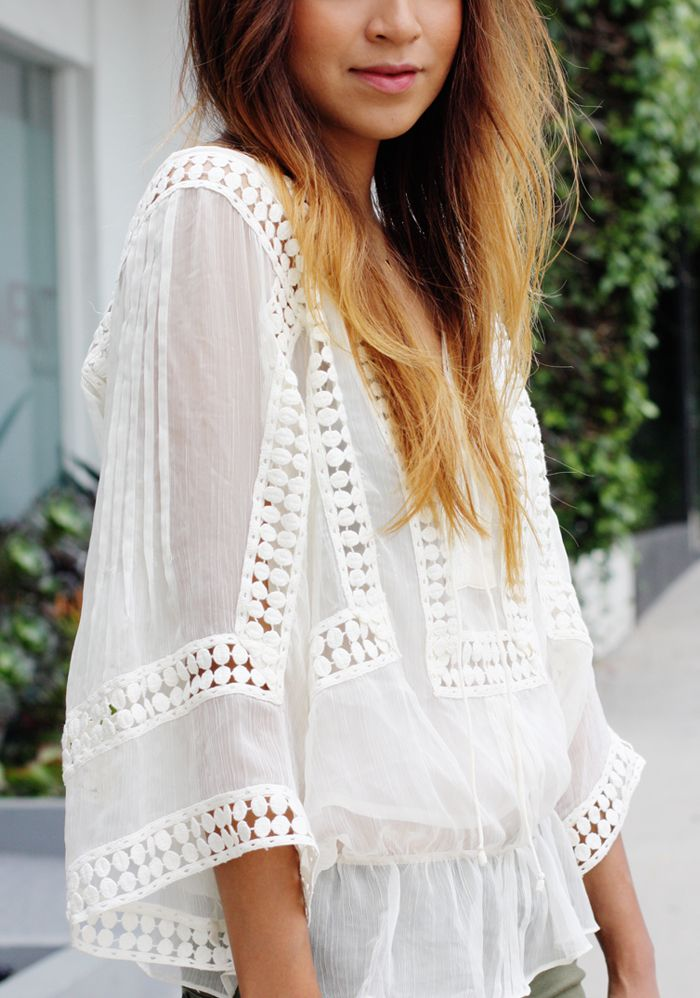 17 Best images about It's a white blouse thing on Pinterest | Belt ...