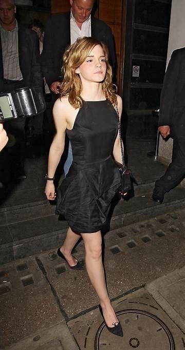 Resultado de imagen de Emma Watson See through Lingerie