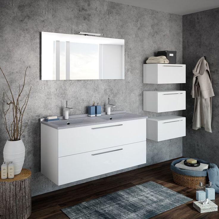 Meubles de salle de bain vox jacob delafon marie - Marie claire maison salle de bain ...