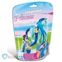 PLAYMOBIL 6169 Prinses Luna met paard om te verzorgen - Koppen.com