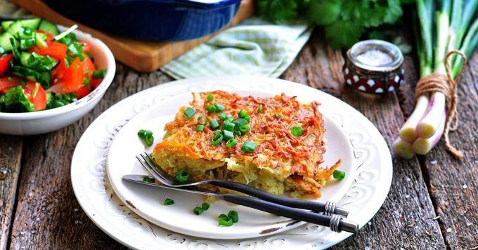 15 gratins généreux spécial famille nombreuse  - Gratin de pâtes à la cancoillotte - Cuisine AZ