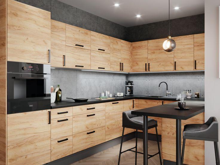 Luna Dab Zloty Craft Kitchen Design Kitchen Decor Kitchen