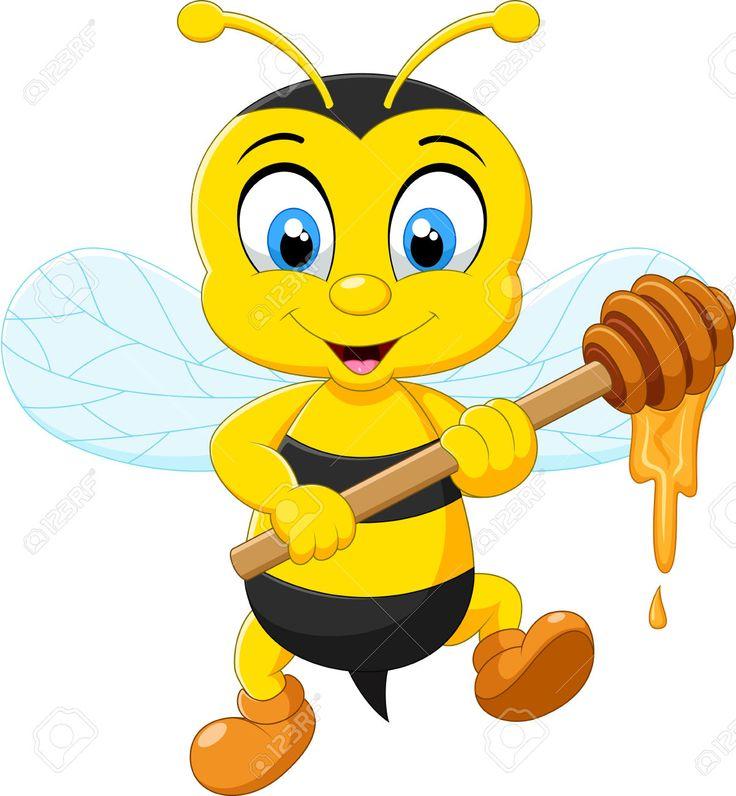 dibujo de abeja OBRERA para colorear - Buscar con Google