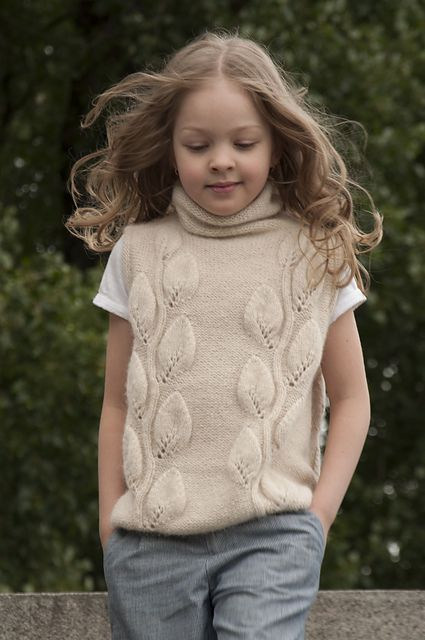 Ravelry: Leafy pattern by Tanya Mulokas                                                                                                                                                                                 More