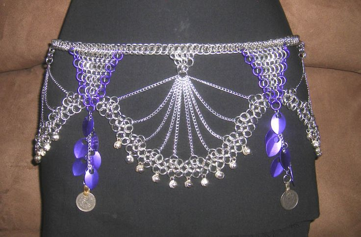 Cathedral Chimes Dance Belt by ~enchantress13 on deviantART