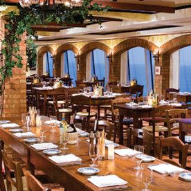 Den italienske restaurant La Cúcina