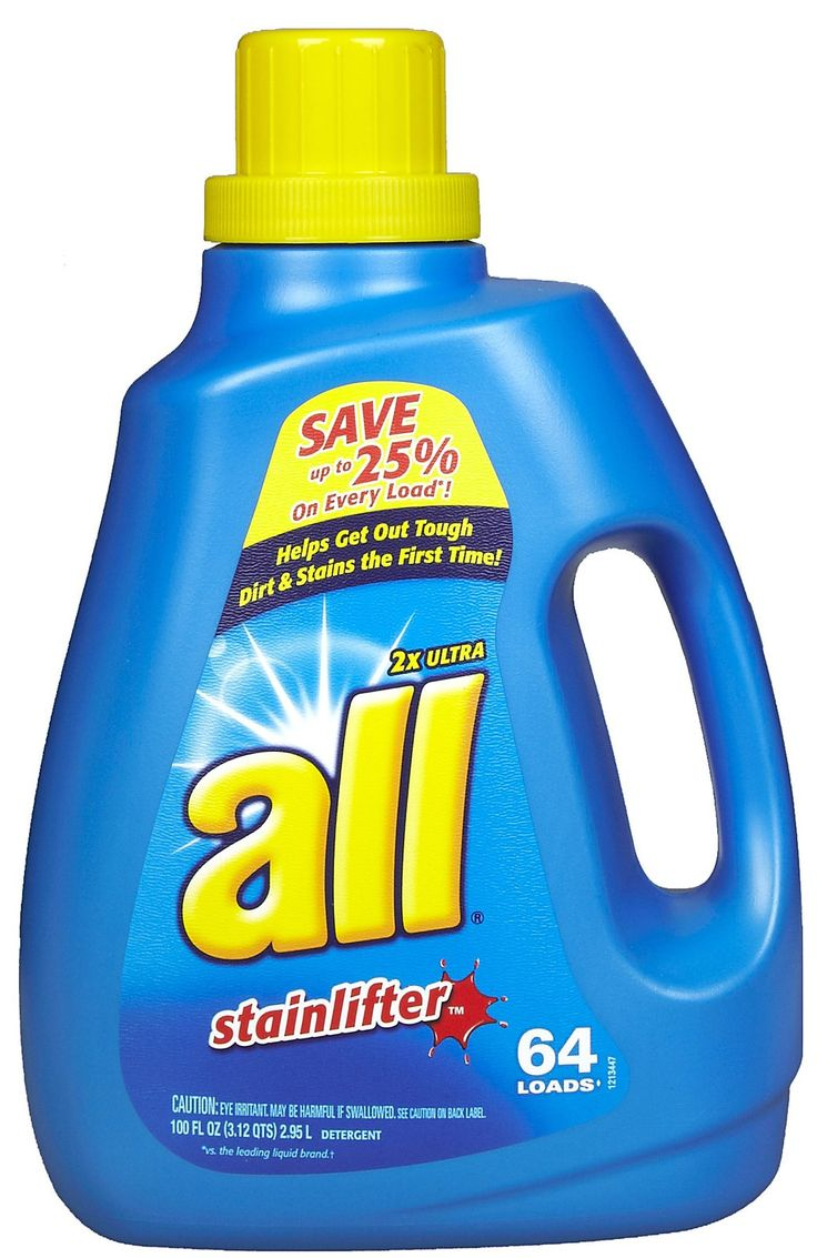 """All Stainlifter Liquid Laundry Detergent -  """"All"""" I Have Used For As Long As I Can Remember (No Pun Intended)"""