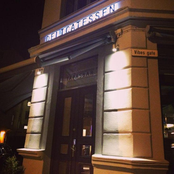 amazing Spanish tapas, Delicatessen, Oslo, Norway