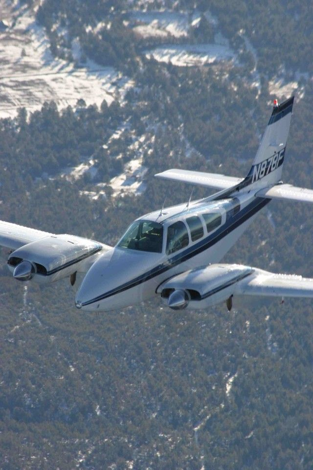 1967 Beechcraft Turbo Baron 56-TC