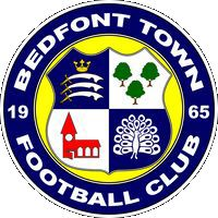 BEDFONT TOWN FC    - BEDFONT   Greater london