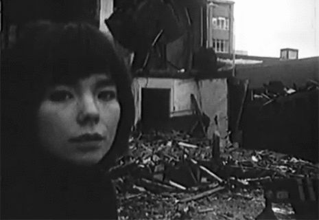 Dangerous Minds | KUKL: Björk's witchy, anarcho-punk, Crass-associated pre-Sugarcubes goth band