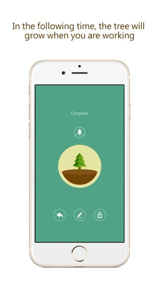Forest App: Stay focused, stop phubbing by ShaoKan Pi $0.99