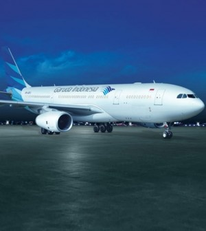Garuda Indonesia to fly direct from Jakarta to London