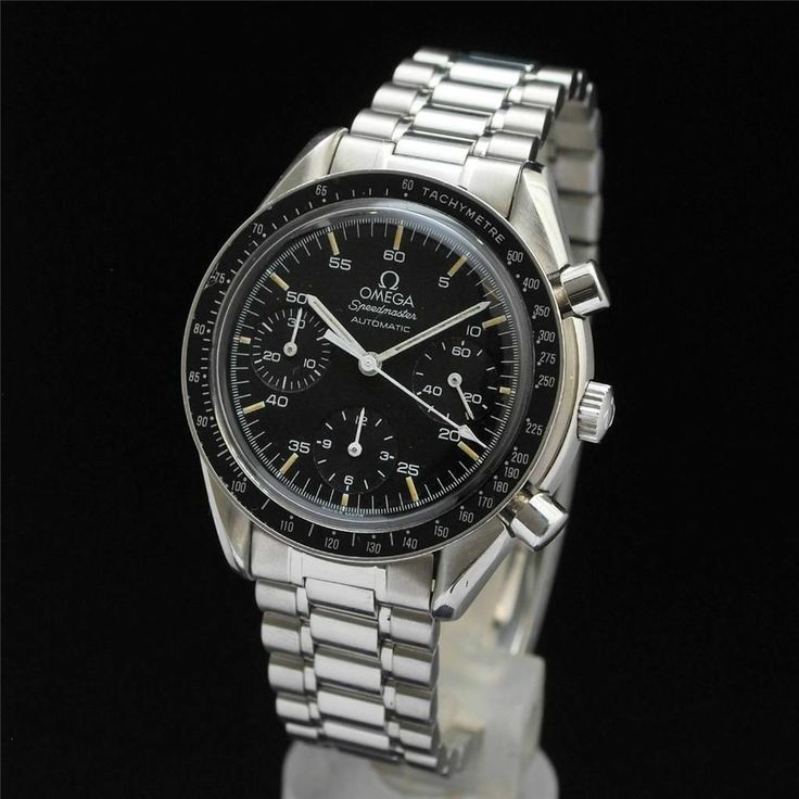 AUTHENTIC OMEGA SPEEDMASTER REDUCED 175.032 CHRONOGRAPH