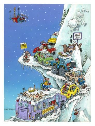 Ski Fever - Gary Patterson