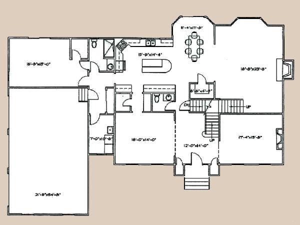221 best floor plans images on pinterest floor plans for Custom estate home plans