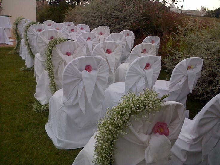 Wedding arrangements by Sposiamovi Puglia